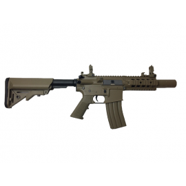 Cybergun Colt M4 Full metal Mini TAN
