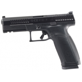 9mm CZ P-10 F OR ( Optic Ready) pistool