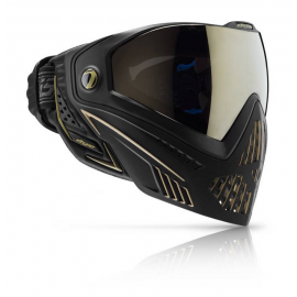 Dye Precision i5 Full Face Mask thermal Onyx Gold