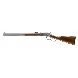 Umarex Walther Lever Action Legends Cowboy Rifle Antique Finish 4,5mm steel bb