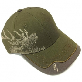 Browning Pet Deer Scene Baseball Cap