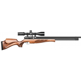 Air Arms S510 XS Xtra Superlite Traditional Brown .22