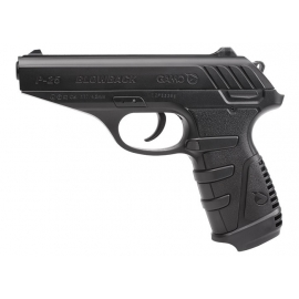 Gamo P25 blowback CO2 Airgun 4,5 mm