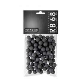 Kal .68 massief rubber ballen T4E