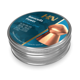 H&N Baracuda Power 5.5mm, 21.14 gr