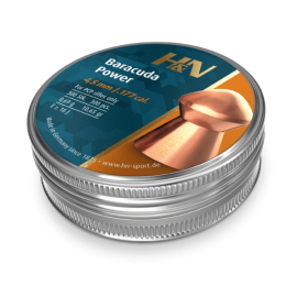 H&N Baracuda Power 4.5mm, 10.65 gr