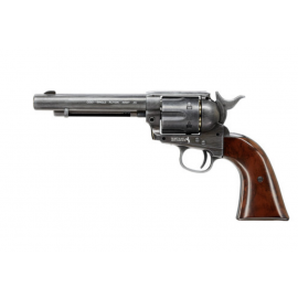 "Colt SAA .45-5.5"" Antique Finish pellet Airgun"