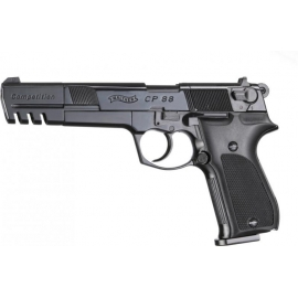 CO2 Airgun WALTHER CP88 COMPETITION 4,5 mm (.177) BB / Diabolo