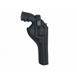 "ASG Belt holster for 6""- 8"" Revolver, black"