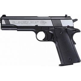 CO2 Airgun COLT GOVERNMENT 1911 A1 Dark OPS 4,5 mm (.177) BB / Diabolo