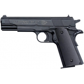 CO2 Airgun COLT GOVERNMENT 1911 A1 4,5 mm (.177) BB / Diabolo