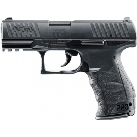 CO2 Airgun WALTHER PPQ 4,5 mm (.177) BB / Diabolo
