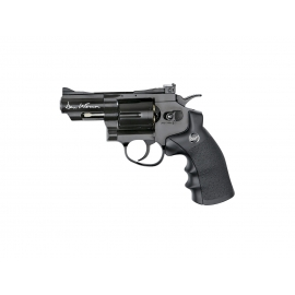 "CO2 Airsoft Revolver DAN WESSON 2,5"" BLACK"