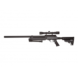 ASG Urban Sniper Bolt Action Set Airsoftrifle, Spring 16769