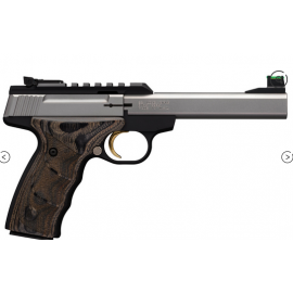 Browning Buck Mark Plus Stainless UDX .22LR