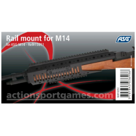 Rail Mount for M14