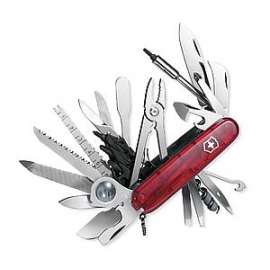 Victorinox SwissChamp XLT red