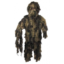 Ghillie Suit, Woodland