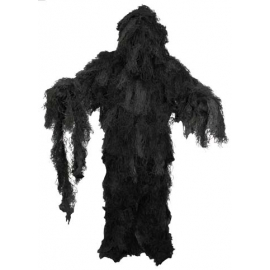 Ghillie Suit, night- camo