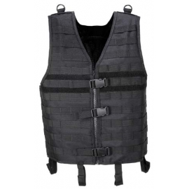 "Vest ""Molle light"", modular, black"