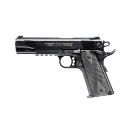 .22lr COLT GOVERNMENT 1911 A1 RAIL GUN