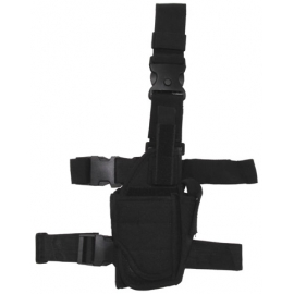 GI Tactical Holster, black, adjustable