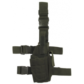 GI Tactical Holster, OD green, adjustable