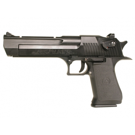 CO2 Airsoft CO2 DESERT EAGLE 50AE GBB Semi & Full