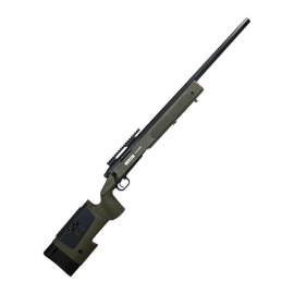 6mm airsoftrifle M40A5 Gas Sniper rifle, OD green
