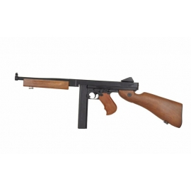 Airsoft AEG THOMPSON M1 A1 MILITARY