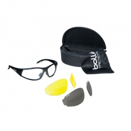 Schietbril Bolle Rogue Tactical Spectacles - Kit Black (ROGKIT)