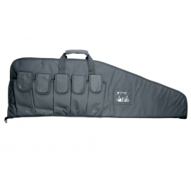 Airsoftrifle case, black, 105x32 cm ASG