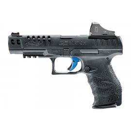 "9mm Walther PPQ Q5 Match 5"" Poly Frame"