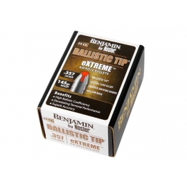 Benjamin eXTREME by Nosler .357 Cal, 145 gr - 25 ct