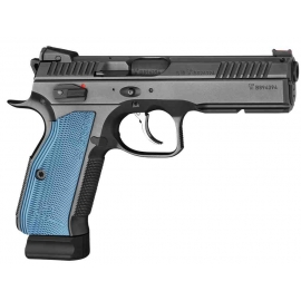 9mm CZ SHADOW 2 Black / blue