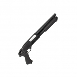 Airsoft Spring powered M870 Pump Action Shorty Classic Army