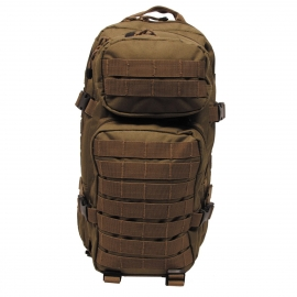 "Backpack ""Assault I"", coyote tan"