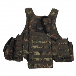 "Vest Ranger""Modu., BW camo, 5 bags and pouches"