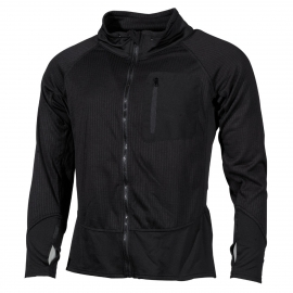 US Jacket Lining, Tactical, black