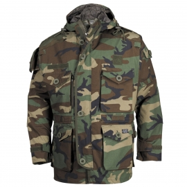 Commando Jacket Smock, woodland
