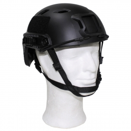 US Helm, FAST-paratroops , black, ABS-plastic