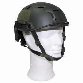 US Helm, FAST-paratroops , OD green, ABS-plastic