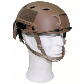 US Helm, FAST-paratroops , coyote tan, ABS-plastic