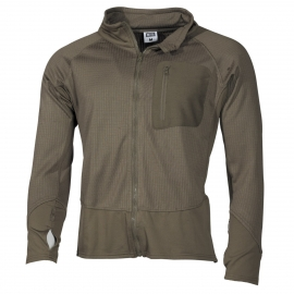 US Jacket Lining, Tactical, OD green