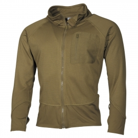 "US Jacket Lining, Tactical"" coyote tan"