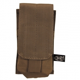 M16 Pouch, single, Molle, coyote tan