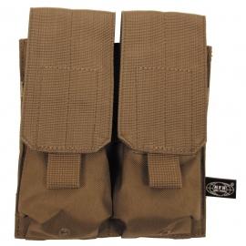 M16 Ammo Pouch, double, Molle, coyote tan