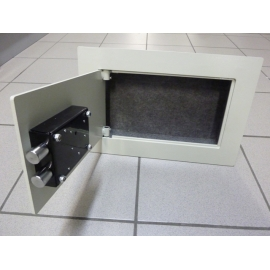 STEEL PISTOL WALL SAFE TL-SF01 Wapenkluis