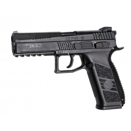Airsoft GBB CZ P-09 incl case