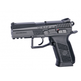 CO2 Airsoftpistool CZ75 P-07 Duty BB